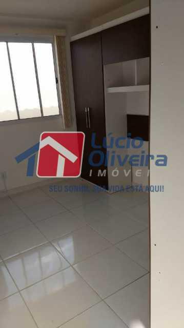 4-Quarto com armário - Apartamento À Venda - Cascadura - Rio de Janeiro - RJ - VPAP21137 - 5