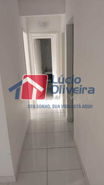 7-Circulação apt - Apartamento À Venda - Cascadura - Rio de Janeiro - RJ - VPAP21137 - 8