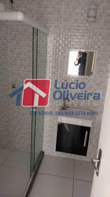 10-Banheiro social... - Apartamento À Venda - Cascadura - Rio de Janeiro - RJ - VPAP21137 - 11