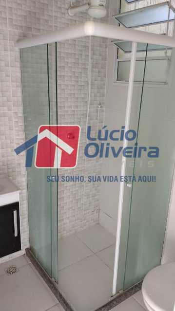 11-Banheiro Social. - Apartamento À Venda - Cascadura - Rio de Janeiro - RJ - VPAP21137 - 12