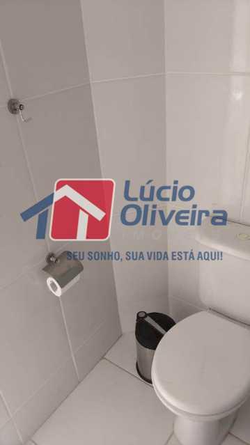 13-Banheiro suite - Apartamento À Venda - Cascadura - Rio de Janeiro - RJ - VPAP21137 - 13