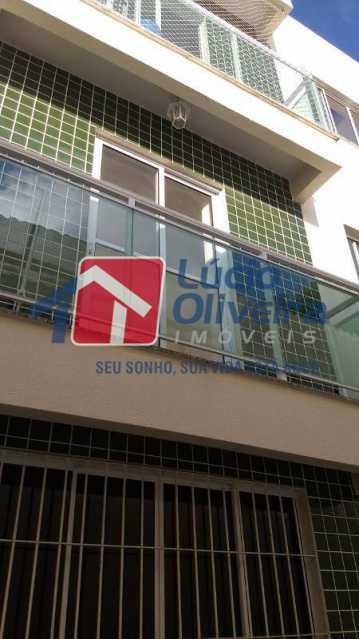 16-Varanda - Apartamento À Venda - Cascadura - Rio de Janeiro - RJ - VPAP21137 - 15