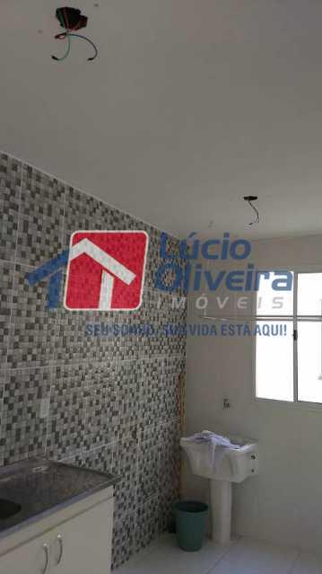 17-Area Serviço .. - Apartamento À Venda - Cascadura - Rio de Janeiro - RJ - VPAP21137 - 16