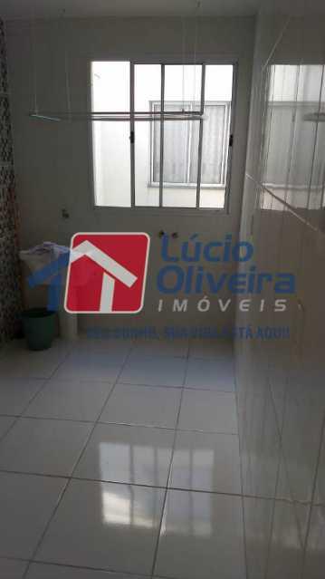 18-Area Serviço - Apartamento À Venda - Cascadura - Rio de Janeiro - RJ - VPAP21137 - 17