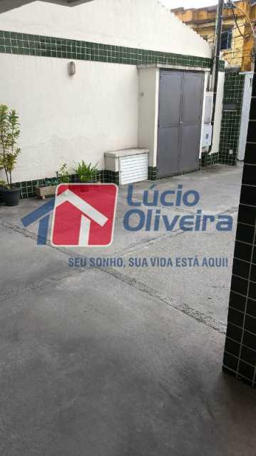 19-Area interna predio - Apartamento À Venda - Cascadura - Rio de Janeiro - RJ - VPAP21137 - 18