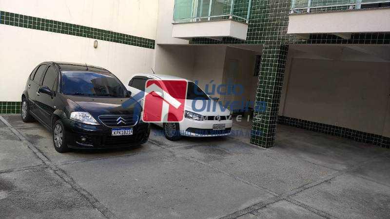 20-Garagem - Apartamento À Venda - Cascadura - Rio de Janeiro - RJ - VPAP21137 - 20