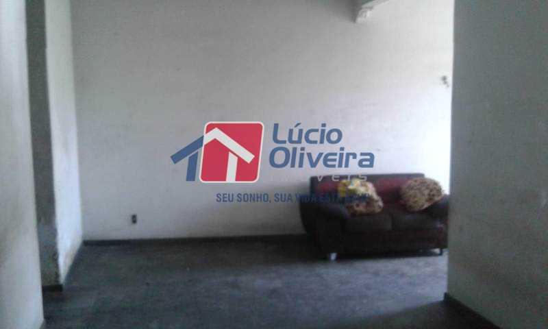 2-Sala - Apartamento para venda e aluguel Rua Padre Telêmaco,Cascadura, Rio de Janeiro - R$ 160.000 - VPAP21138 - 3