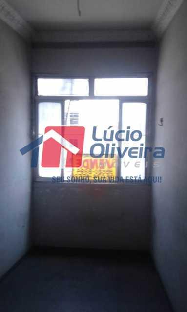 6-Quarto - Apartamento para venda e aluguel Rua Padre Telêmaco,Cascadura, Rio de Janeiro - R$ 160.000 - VPAP21138 - 7