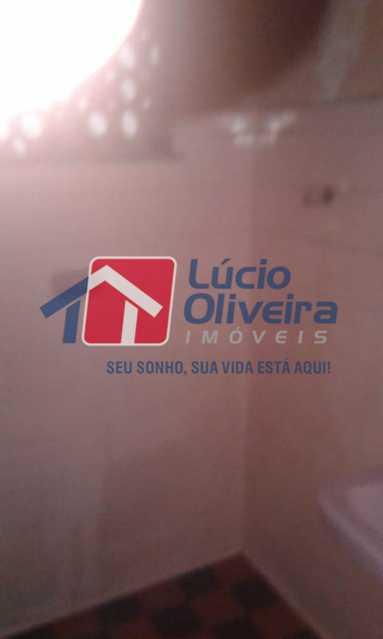 10-Banheiro - Apartamento para venda e aluguel Rua Padre Telêmaco,Cascadura, Rio de Janeiro - R$ 160.000 - VPAP21138 - 9