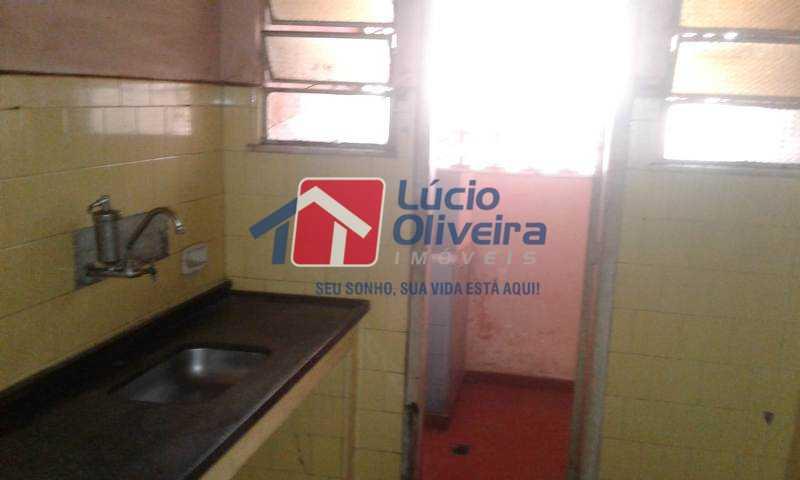 12-Cozinha - Apartamento para venda e aluguel Rua Padre Telêmaco,Cascadura, Rio de Janeiro - R$ 160.000 - VPAP21138 - 11