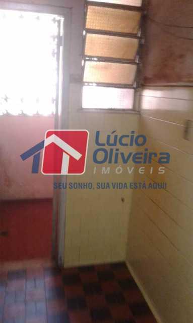 13- Cozinha - Apartamento para venda e aluguel Rua Padre Telêmaco,Cascadura, Rio de Janeiro - R$ 160.000 - VPAP21138 - 12
