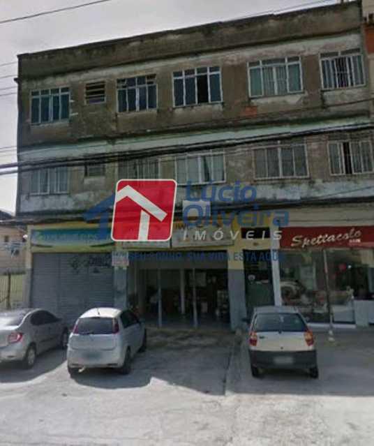 14-Frente Predio - Apartamento para venda e aluguel Rua Padre Telêmaco,Cascadura, Rio de Janeiro - R$ 160.000 - VPAP21138 - 13