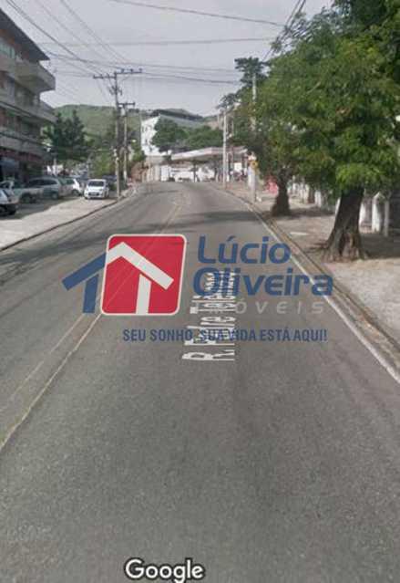 15- Vista rua - Apartamento para venda e aluguel Rua Padre Telêmaco,Cascadura, Rio de Janeiro - R$ 160.000 - VPAP21138 - 14