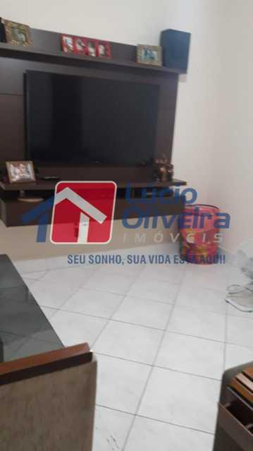 1-Sala. - Casa à venda Rua José Machado,Irajá, Rio de Janeiro - R$ 190.000 - VPCA20221 - 1