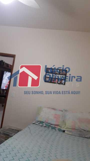 3-Quarto Casal - Casa à venda Rua José Machado,Irajá, Rio de Janeiro - R$ 190.000 - VPCA20221 - 3