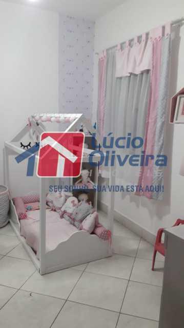 4-Quarto Solteiro - Casa à venda Rua José Machado,Irajá, Rio de Janeiro - R$ 190.000 - VPCA20221 - 4