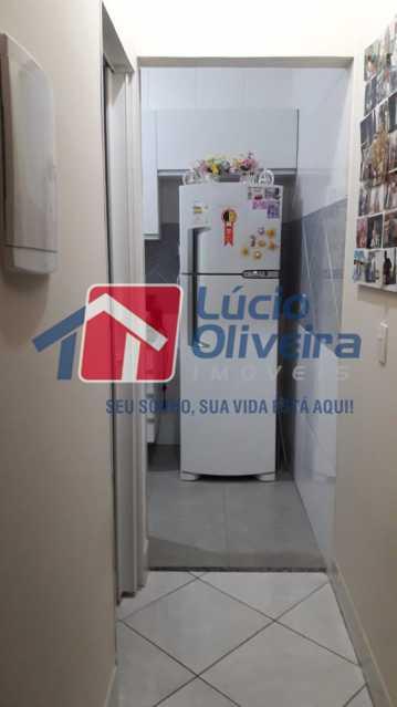 5-Circulação - Casa à venda Rua José Machado,Irajá, Rio de Janeiro - R$ 190.000 - VPCA20221 - 7
