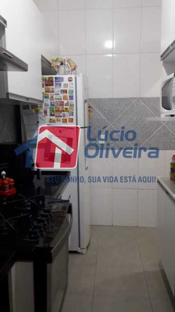 6-Cozinha.. - Casa à venda Rua José Machado,Irajá, Rio de Janeiro - R$ 190.000 - VPCA20221 - 8
