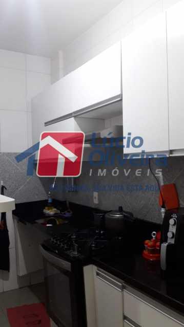 7-Cozinha - Casa à venda Rua José Machado,Irajá, Rio de Janeiro - R$ 190.000 - VPCA20221 - 9