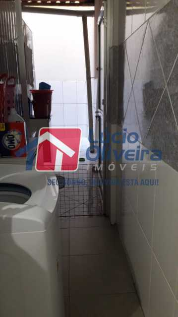 8-Lavanderia - Casa à venda Rua José Machado,Irajá, Rio de Janeiro - R$ 190.000 - VPCA20221 - 10