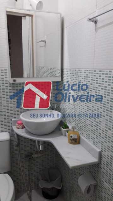 10-Banheiro Social.. - Casa À Venda - Irajá - Rio de Janeiro - RJ - VPCA20221 - 12
