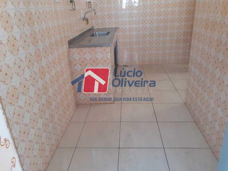 10 cozinha. - Apartamento À Venda - Penha - Rio de Janeiro - RJ - VPAP30272 - 11