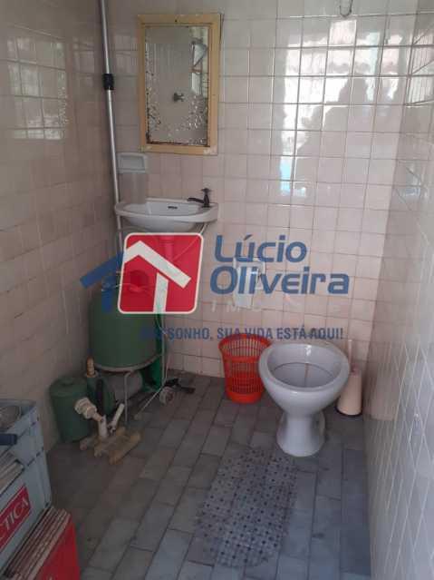 19 banheiro externo. - Apartamento À Venda - Penha - Rio de Janeiro - RJ - VPAP30272 - 19
