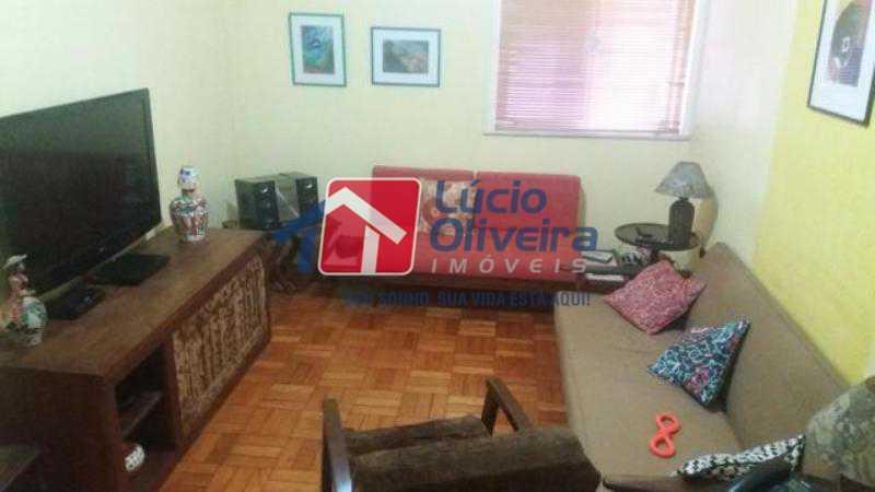 1 SALA. - Apartamento à venda Rua General Argolo,São Cristóvão, Rio de Janeiro - R$ 260.000 - VPAP30273 - 1