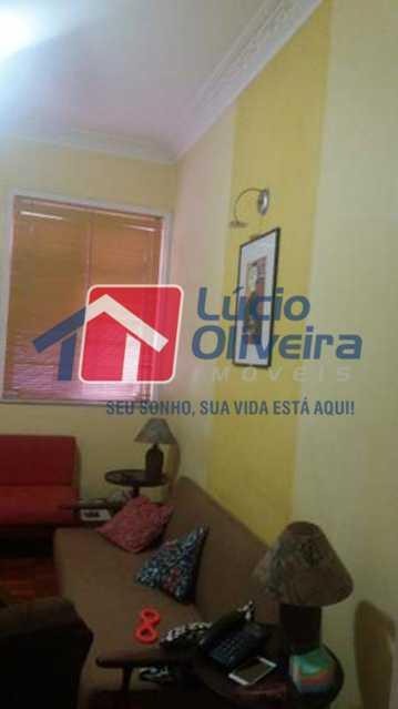 2 SALA. - Apartamento à venda Rua General Argolo,São Cristóvão, Rio de Janeiro - R$ 260.000 - VPAP30273 - 3