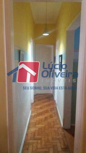 3 CIRCULAÇÃO 1. - Apartamento à venda Rua General Argolo,São Cristóvão, Rio de Janeiro - R$ 260.000 - VPAP30273 - 4