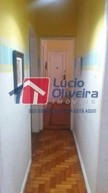 4 CIRECULAÇÃO 2. - Apartamento à venda Rua General Argolo,São Cristóvão, Rio de Janeiro - R$ 260.000 - VPAP30273 - 5