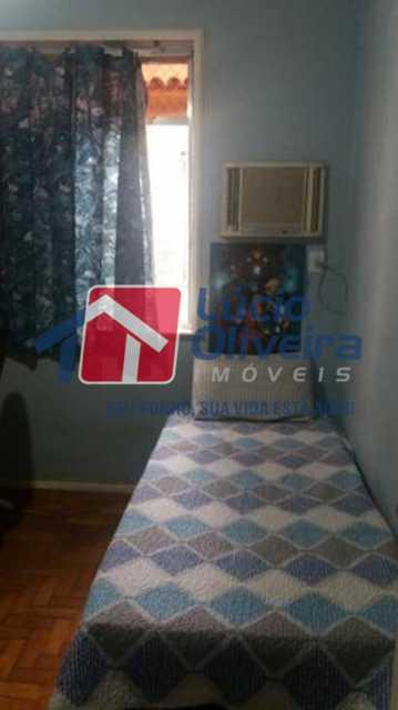 5 QUARTO SOLTEIRO. - Apartamento à venda Rua General Argolo,São Cristóvão, Rio de Janeiro - R$ 260.000 - VPAP30273 - 6