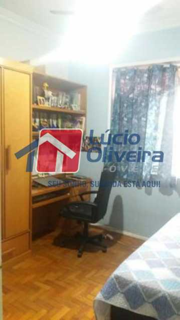 6 QUARTO SOLTEIRO. - Apartamento à venda Rua General Argolo,São Cristóvão, Rio de Janeiro - R$ 260.000 - VPAP30273 - 7