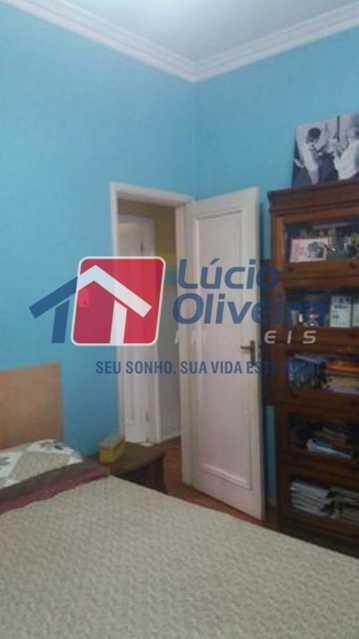 7 QUARTO CASAL. - Apartamento à venda Rua General Argolo,São Cristóvão, Rio de Janeiro - R$ 260.000 - VPAP30273 - 8