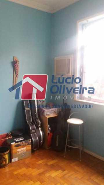 9 QUARTO. - Apartamento à venda Rua General Argolo,São Cristóvão, Rio de Janeiro - R$ 260.000 - VPAP30273 - 10