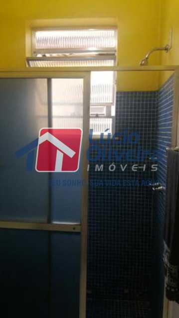 11 BANHEIRO. - Apartamento à venda Rua General Argolo,São Cristóvão, Rio de Janeiro - R$ 260.000 - VPAP30273 - 12