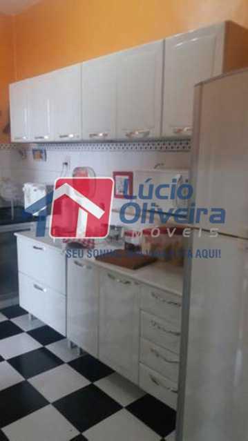 14 COZINHA. - Apartamento à venda Rua General Argolo,São Cristóvão, Rio de Janeiro - R$ 260.000 - VPAP30273 - 15