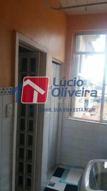 16 AREA. - Apartamento à venda Rua General Argolo,São Cristóvão, Rio de Janeiro - R$ 260.000 - VPAP30273 - 17