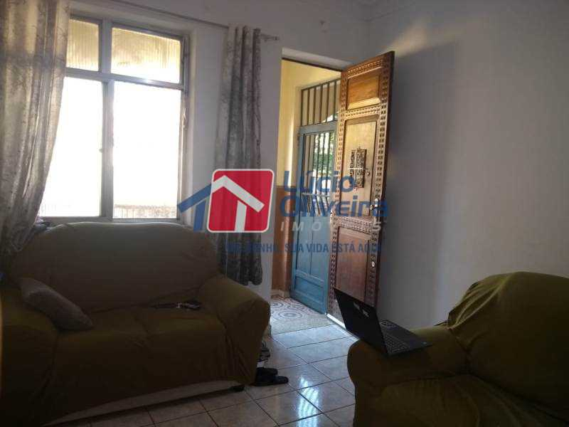 1-Sala 2 ambientes - Apartamento À Venda - Penha - Rio de Janeiro - RJ - VPAP21140 - 1