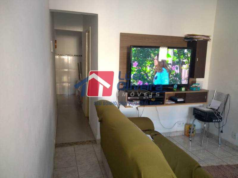 2-Sala e circulaçaõ - Apartamento À Venda - Penha - Rio de Janeiro - RJ - VPAP21140 - 3