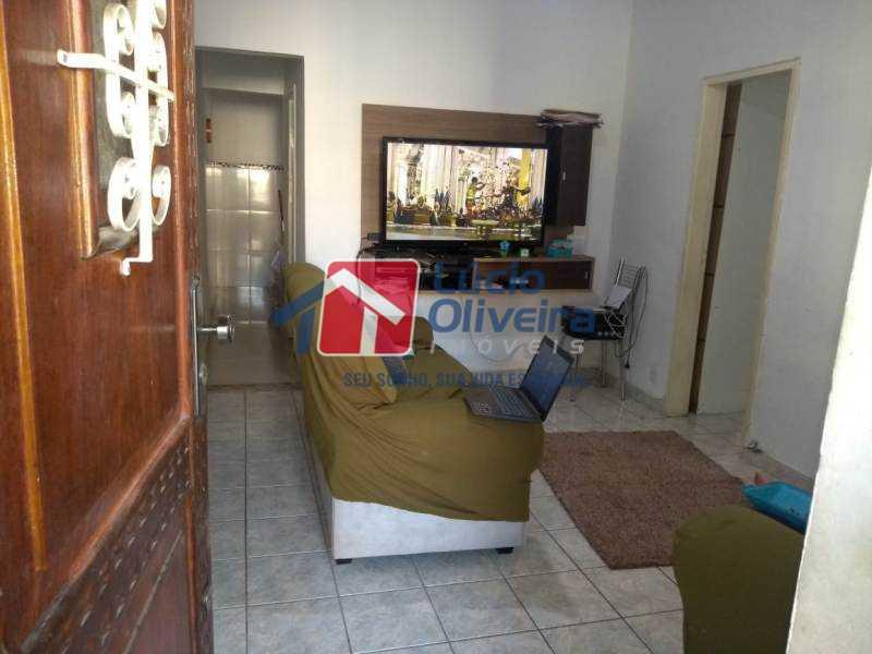 4-Sala - Apartamento À Venda - Penha - Rio de Janeiro - RJ - VPAP21140 - 5