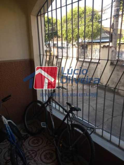5-Varanda - Apartamento À Venda - Penha - Rio de Janeiro - RJ - VPAP21140 - 6