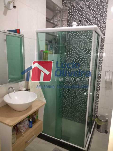 17-Banheiro social - Apartamento À Venda - Penha - Rio de Janeiro - RJ - VPAP21140 - 18