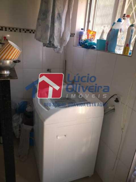 20-Lavanderia - Apartamento À Venda - Penha - Rio de Janeiro - RJ - VPAP21140 - 21