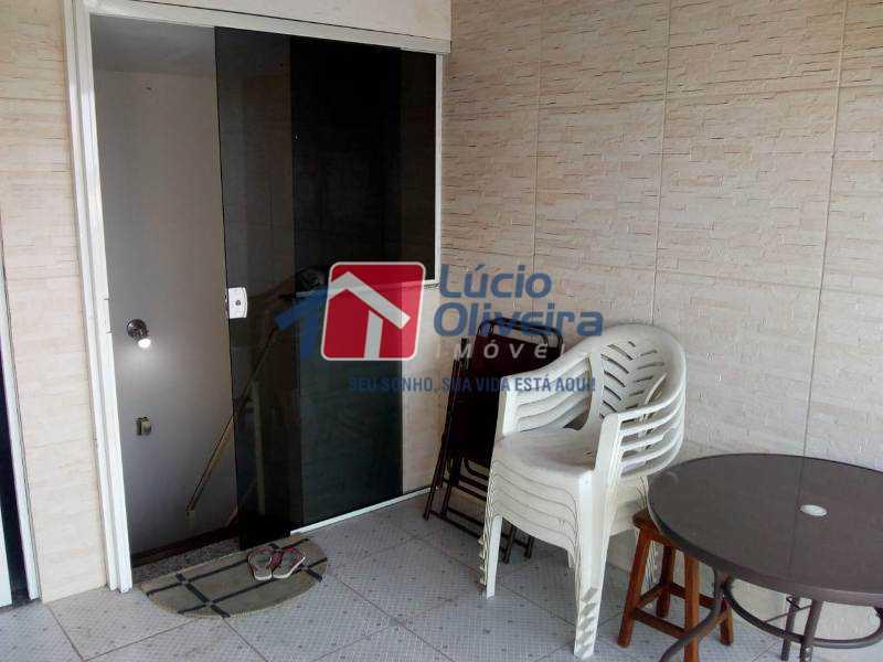 15. - Casa À Venda - Rocha Miranda - Rio de Janeiro - RJ - VPCA20222 - 13