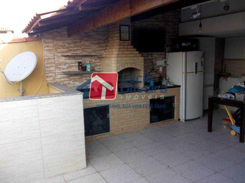 20. - Casa À Venda - Rocha Miranda - Rio de Janeiro - RJ - VPCA20222 - 18