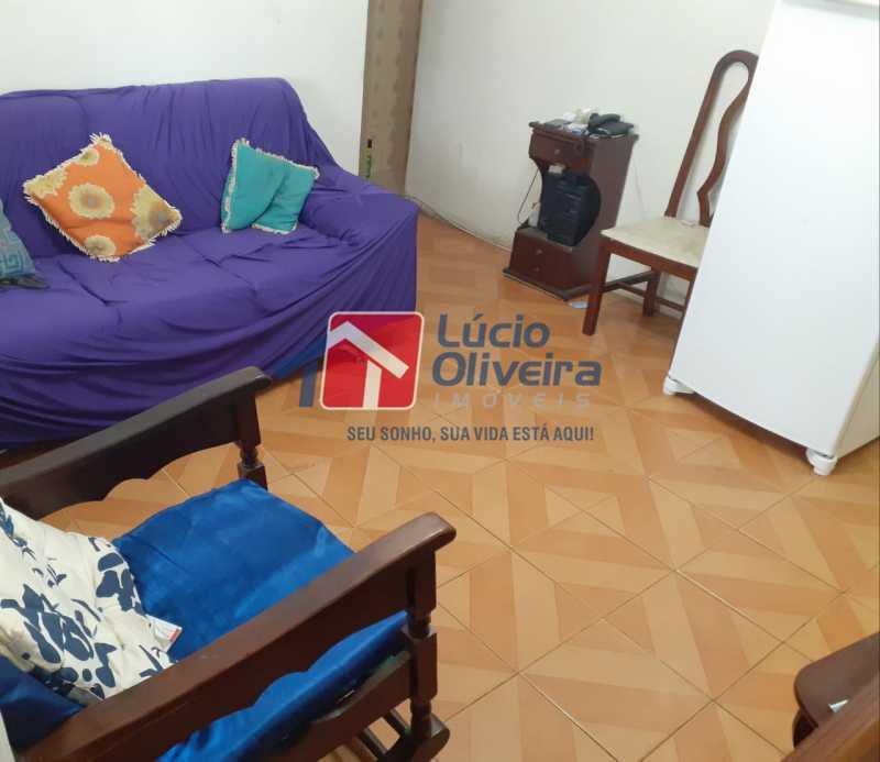 3 sala. - Apartamento À Venda - Irajá - Rio de Janeiro - RJ - VPAP21142 - 4