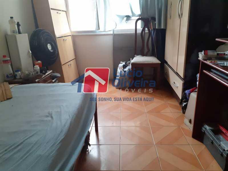 9 quarto. - Apartamento À Venda - Irajá - Rio de Janeiro - RJ - VPAP21142 - 10
