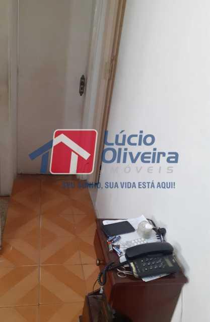 11 circulacao sala  para cozin - Apartamento À Venda - Irajá - Rio de Janeiro - RJ - VPAP21142 - 12