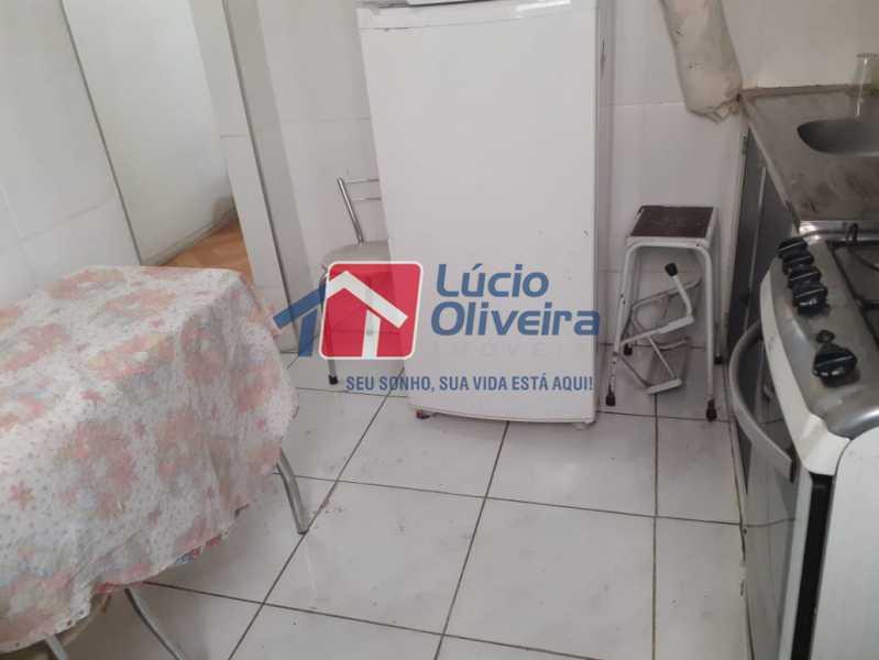12 cozinha. - Apartamento À Venda - Irajá - Rio de Janeiro - RJ - VPAP21142 - 13